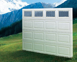 Our Thermacore Garage Door Offers State-of-the-Art Insulation Making it the Best Energy-Efficient Door Available