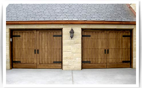 Overhead Door offers superior Custom Garage Doors in Tulsa and Sand Springs
