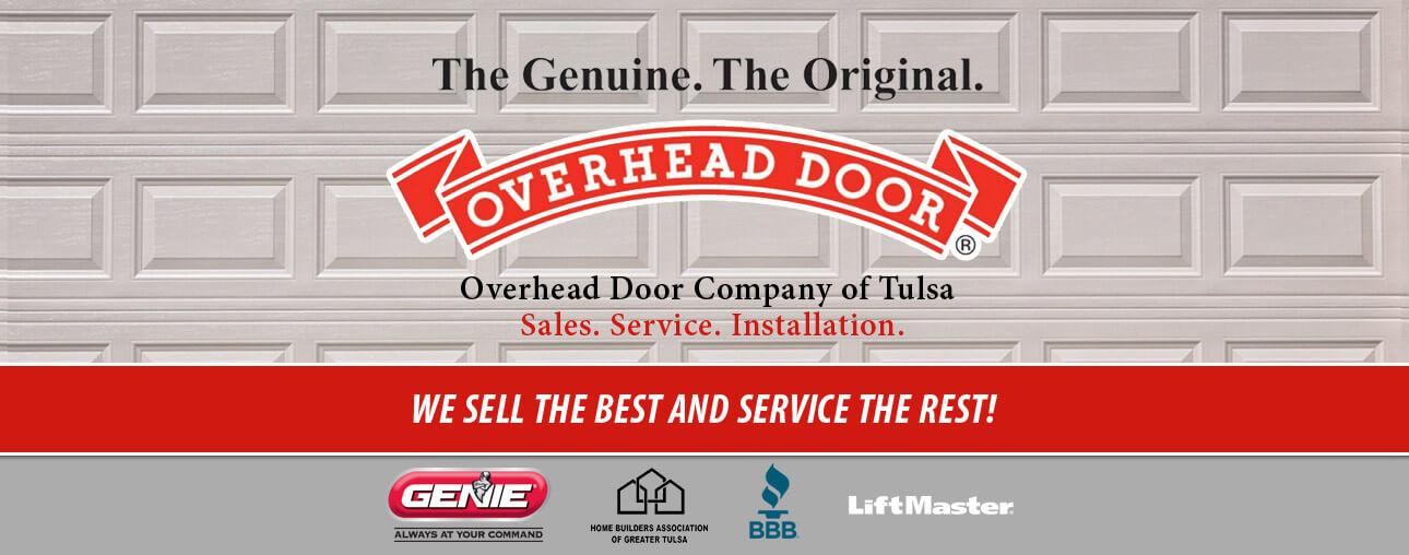 Overhead Door Residential Of Tulsa Offers The Best Garage Doors In The  Greater Tulsa Area ...