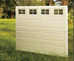 Overhead Door Residential of Tulsa offers Traditional Steel Custom Garage Doors